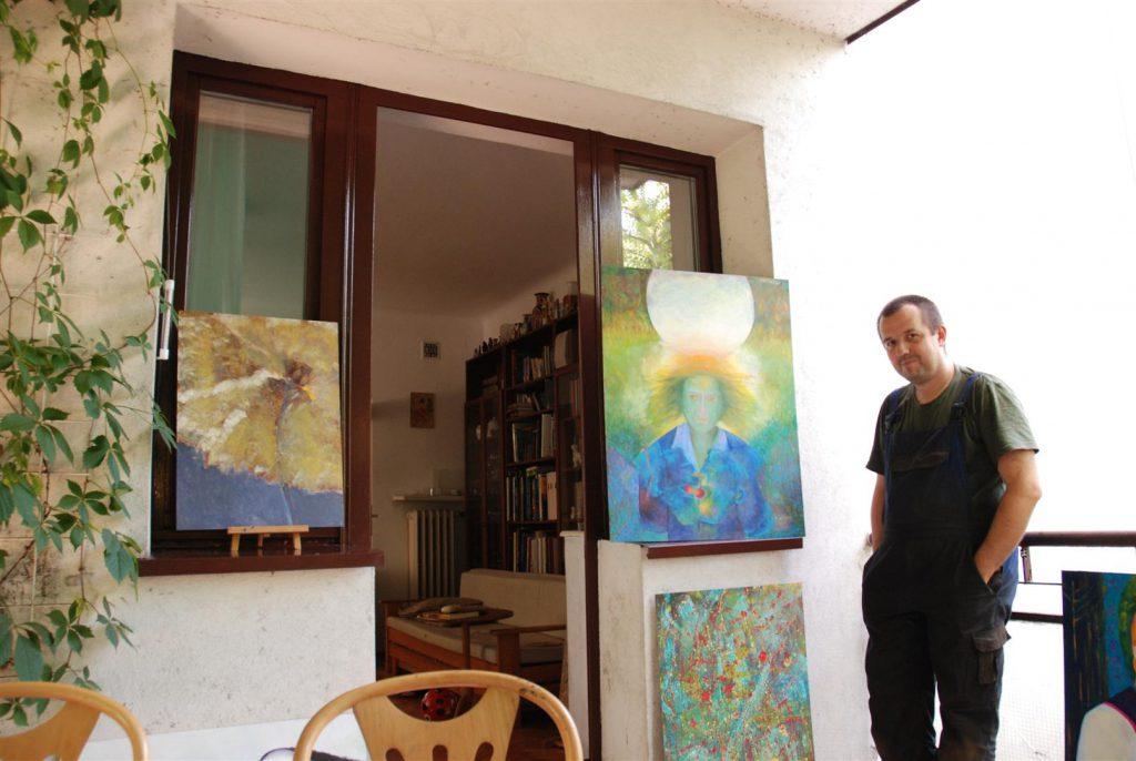 wystawa malarstwa w plenerze