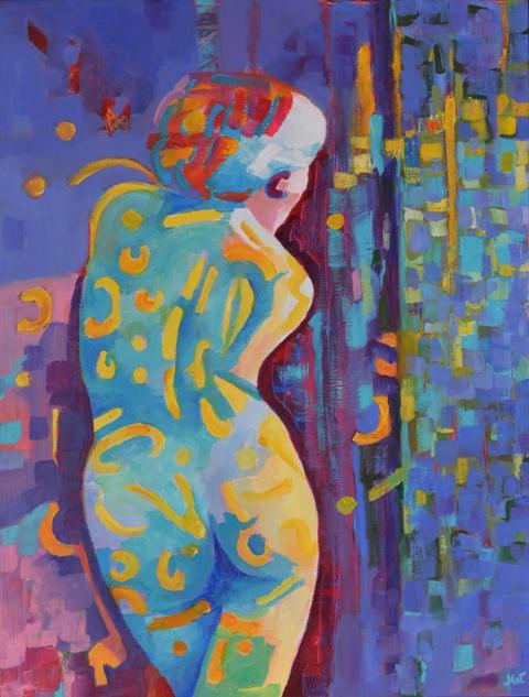 Malarstwo akt nagiej kobiety