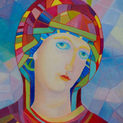 wizerunek Matki Bożej