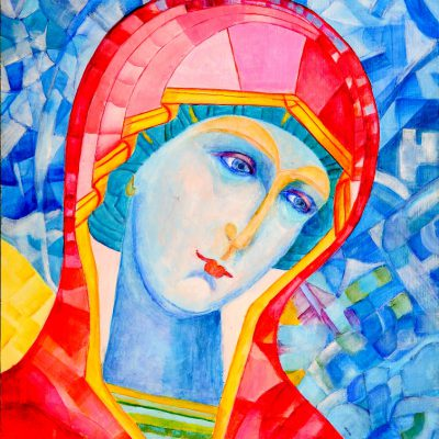 Nowoczesne obrazy święte - Obraz Matka Boska