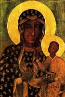 Matka Boska Częstochowska kopia obrazu