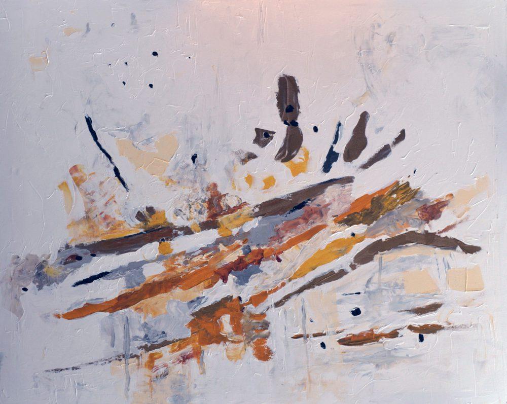 Nowoczesny obraz abstrakcyjny do salonu 80 x 100