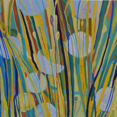 obraz abstrakcja dmuchawce