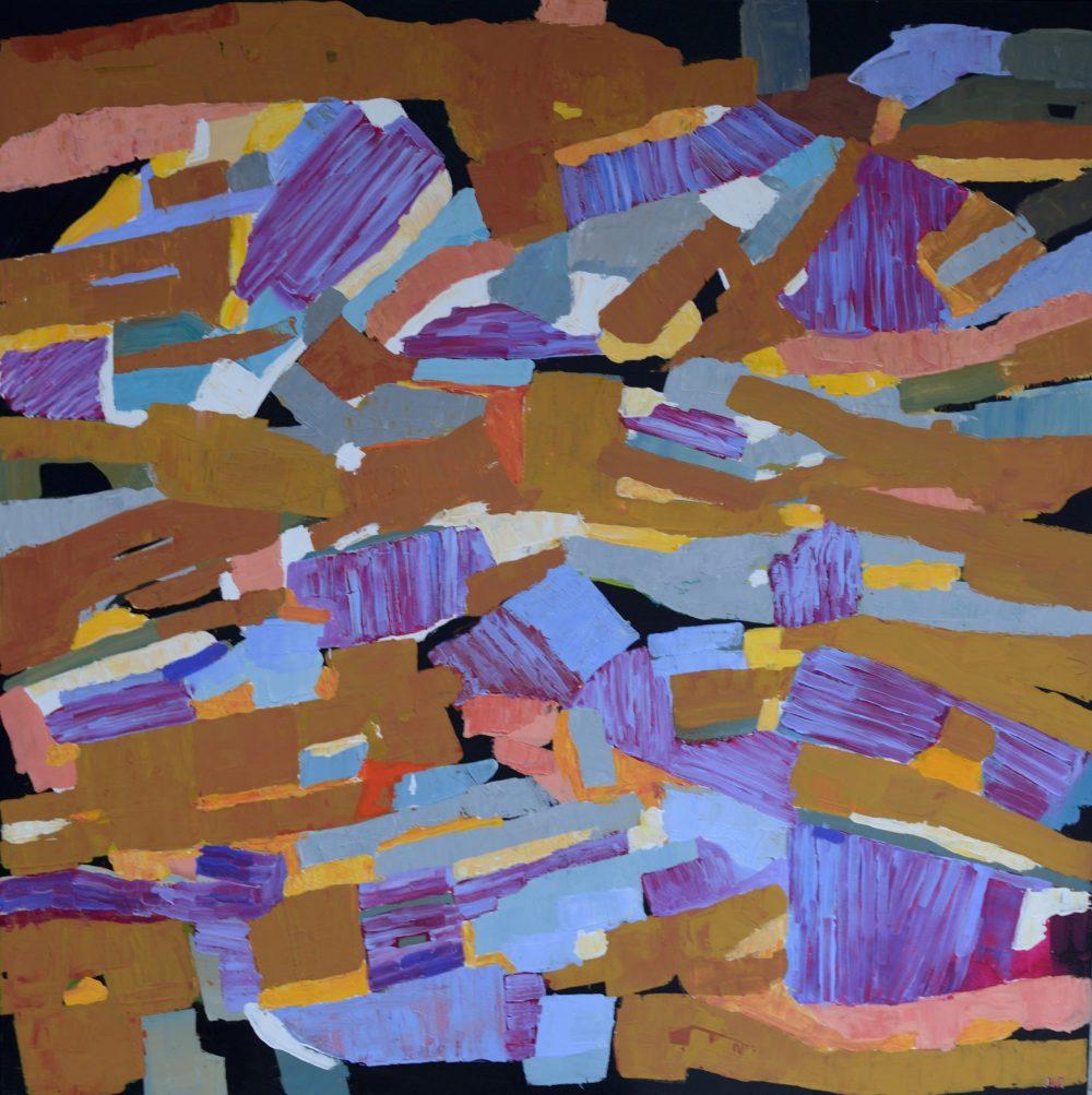 Dekoracyjny obraz na ścianę abstrakcja na sprzedaż